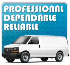 your professional, dependable and reliable sprinkler repair team
